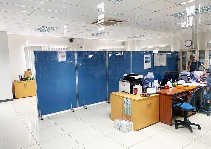 ベトナム工場事務所